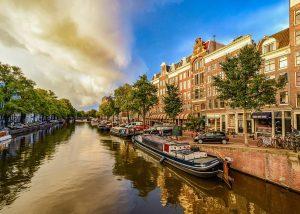 luna de miere - aprilie - amsterdam - overseas travel
