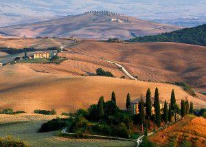 luna de miere, iulie - toscana, italia - overseas travel