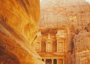 luna de miere, octombrie - petra, iordania - overseas travel