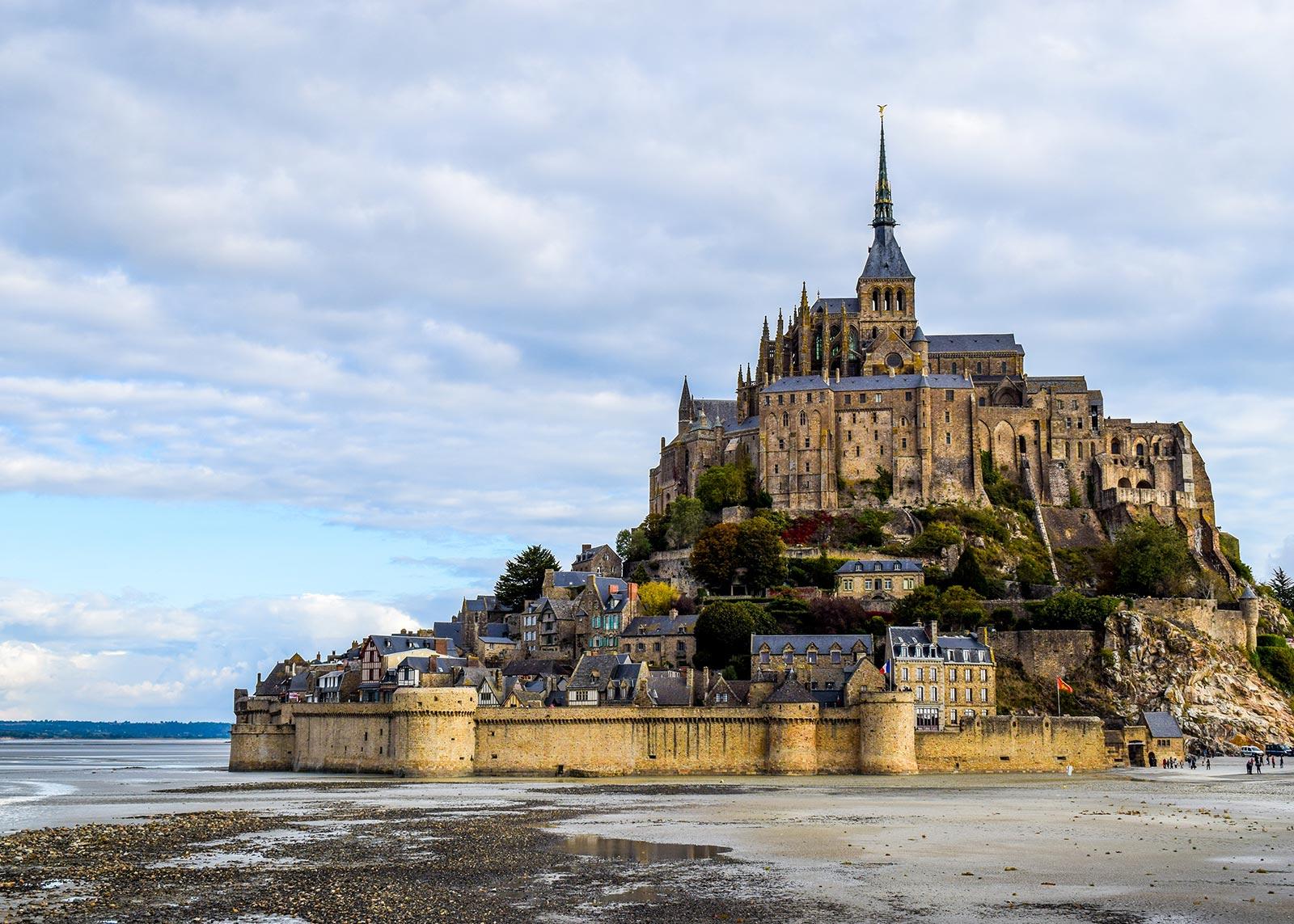 mont saint michel - overseas travel